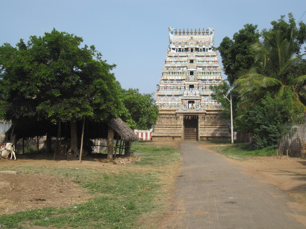 Sivaambigai Samaetha SwarnaPureeswarar temple, Aandaar Koeyil